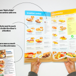 IHOP's New Menu makes Customers Spend More